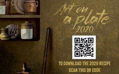 2020 calender recipe book