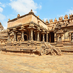Hotels near Airavatesvara Temple-Thanjavur