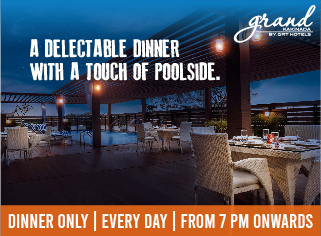 Roof-Top-Poolside-Sizzling-Grills-Barbeque-Special-Food-Festival-December-january-special-dinner-meal-offer
