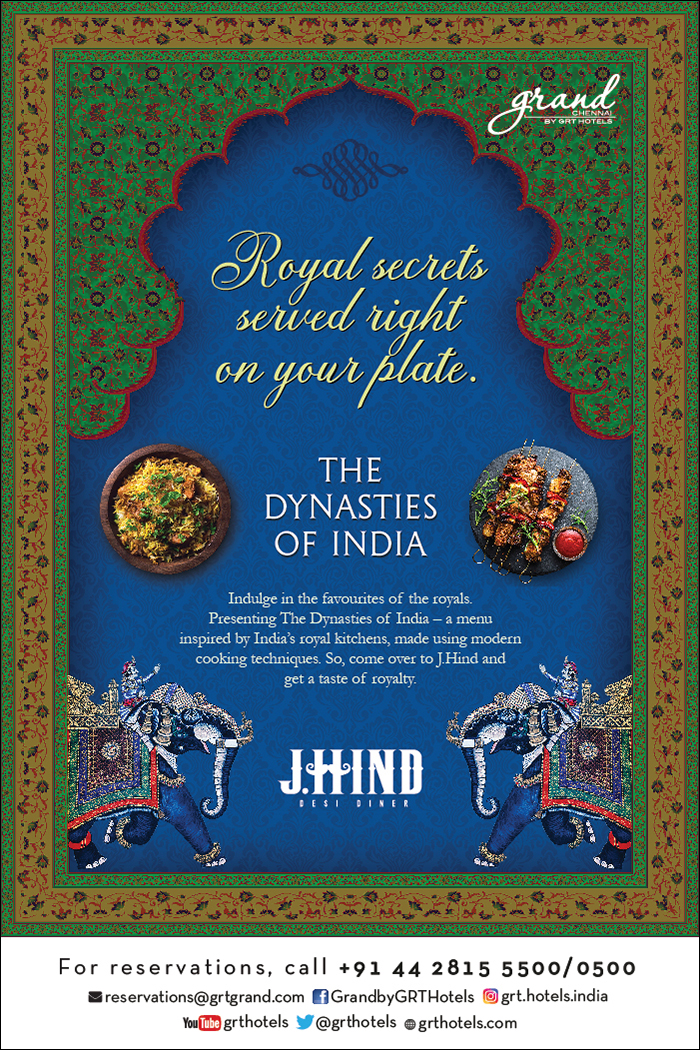 New Menu the Dynasties of India