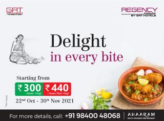 Delight in Every Bite