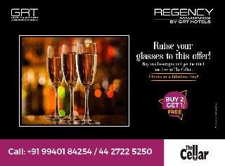 The-Cellar-bar-buy-2-get-1-free-happy-hours-special-drinks-offer