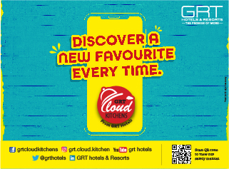 Discover A New Favourite Every Time