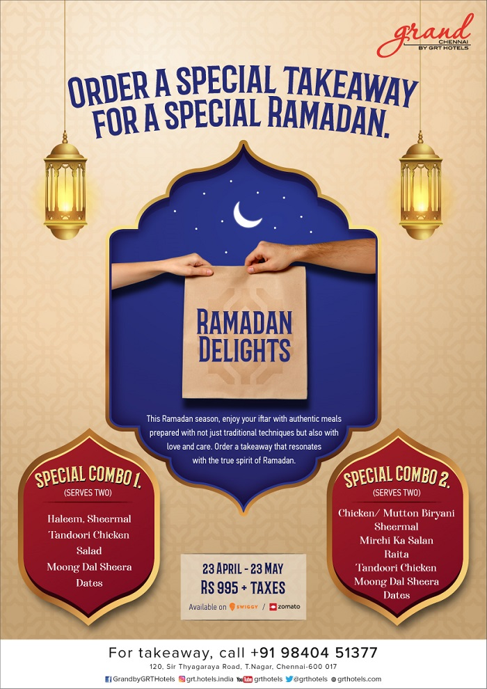 Jhind Bazaar Ramadan Iftar Takeaway Food Offer