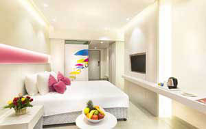 Zibe Coimbatore Deluxe Rooms